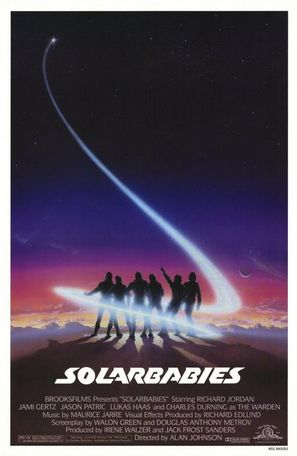 Solarbabies - Movie Poster (thumbnail)