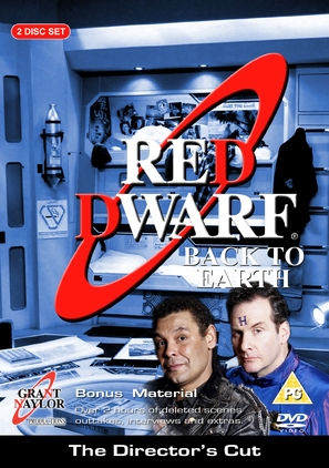 """Red Dwarf"" - British Movie Cover (thumbnail)"