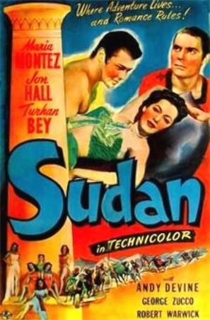Sudan - Movie Poster (thumbnail)