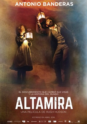 Altamira - Spanish Movie Poster (thumbnail)