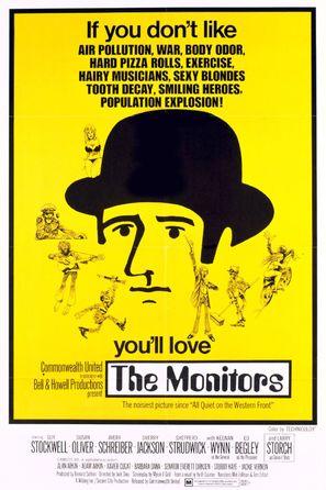 The Monitors - Movie Poster (thumbnail)