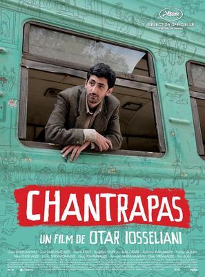 Chantrapas - French Movie Poster (thumbnail)
