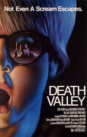 Death Valley - Movie Poster (thumbnail)