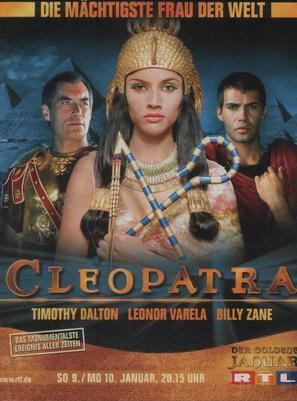 Cleopatra - German Movie Poster (thumbnail)