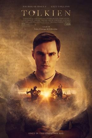 Tolkien - Movie Poster (thumbnail)