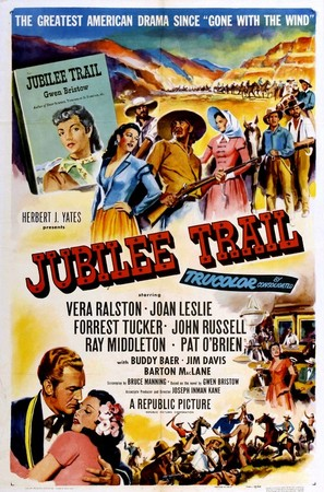 Jubilee Trail - Movie Poster (thumbnail)