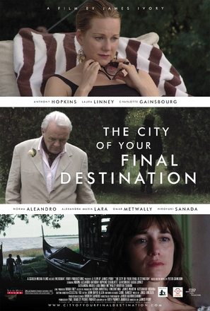 The City of Your Final Destination - Movie Poster (thumbnail)
