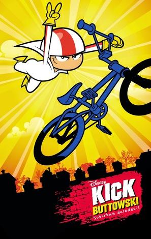 """""""Kick Buttowski: Suburban Daredevil"""" - Movie Poster (thumbnail)"""