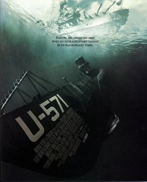 U-571 - Movie Poster (thumbnail)