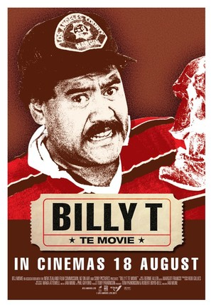 Billy T: Te Movie - Movie Poster (thumbnail)