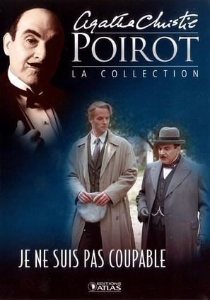 """Poirot"" Sad Cypress - French poster (thumbnail)"