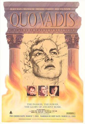 """Quo Vadis?"" - Movie Poster (thumbnail)"