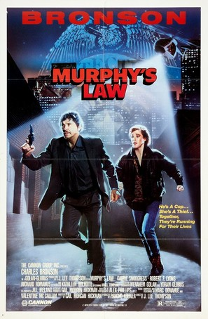 Murphy's Law - Movie Poster (thumbnail)