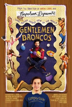 Gentlemen Broncos - Movie Poster (thumbnail)