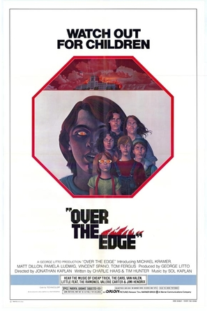 Over the Edge - Movie Poster (thumbnail)