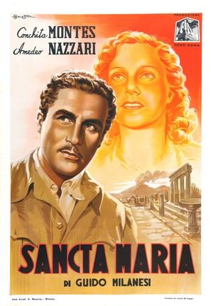 Sancta Maria - Italian Movie Poster (thumbnail)