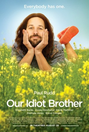 Our Idiot Brother - Movie Poster (thumbnail)