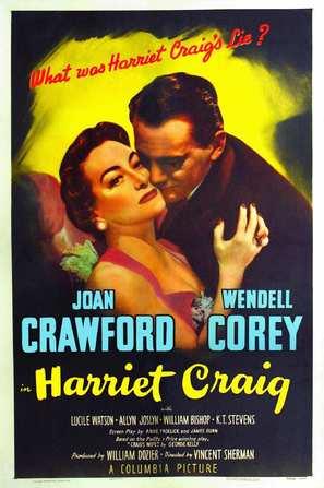 Harriet Craig - Movie Poster (thumbnail)