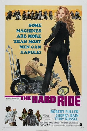 The Hard Ride - Movie Poster (thumbnail)