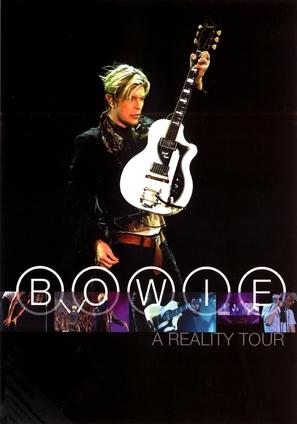 David Bowie: A Reality Tour - poster (thumbnail)