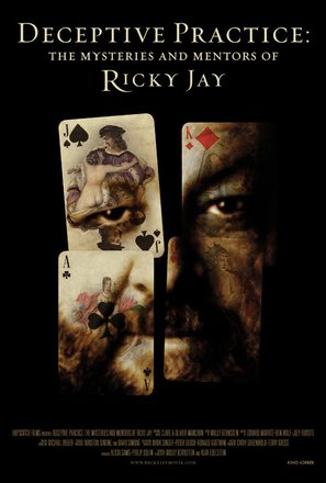Deceptive Practices: The Mysteries and Mentors of Ricky Jay - Movie Poster (thumbnail)