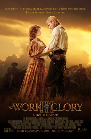 The Work and the Glory III: A House Divided - Movie Poster (thumbnail)