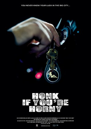 Honk if You're Horny - New Zealand Movie Poster (thumbnail)