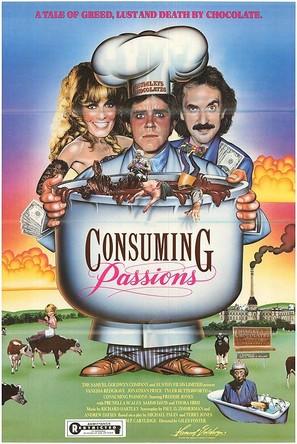 Consuming Passions - Movie Poster (thumbnail)