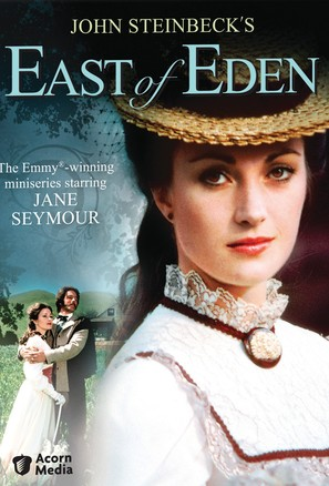 """East of Eden"" - DVD movie cover (thumbnail)"