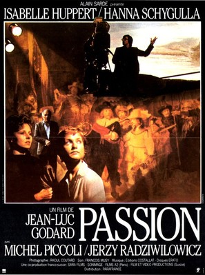 Passion - French Movie Poster (thumbnail)