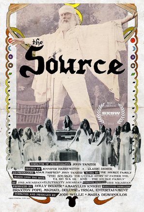 The Source Family - Movie Poster (thumbnail)