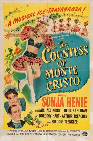 The Countess of Monte Cristo - Movie Poster (thumbnail)