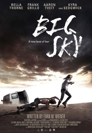 Big Sky - Movie Poster (thumbnail)