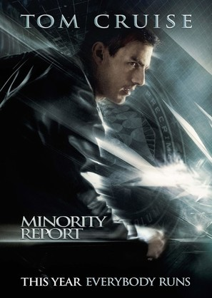 Minority Report - Movie Poster (thumbnail)