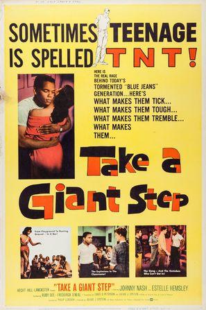 Take a Giant Step - Movie Poster (thumbnail)