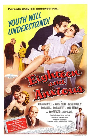 Eighteen and Anxious - Movie Poster (thumbnail)