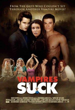 Vampires Suck - Movie Poster (thumbnail)