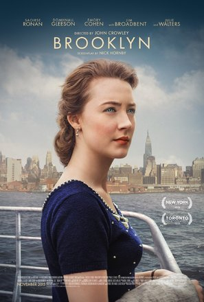 Brooklyn - Movie Poster (thumbnail)