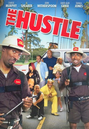 The Hustle - Movie Cover (thumbnail)