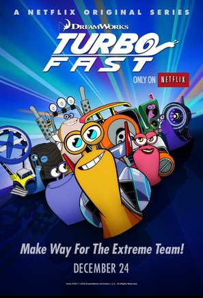 """""""Turbo: F.A.S.T."""" - Movie Poster (thumbnail)"""