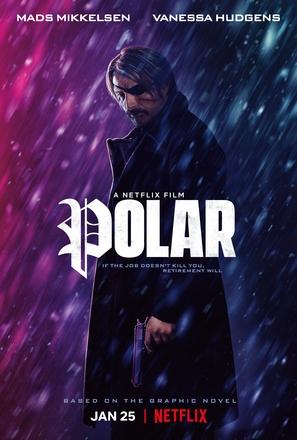 Polar - Movie Poster (thumbnail)