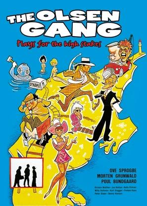 Olsen-banden i Jylland - British Movie Poster (thumbnail)