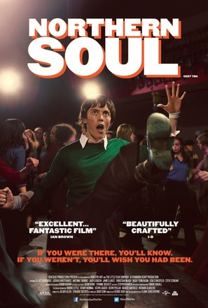 Northern Soul - British Movie Poster (thumbnail)