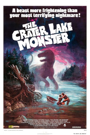 The Crater Lake Monster - Movie Poster (thumbnail)