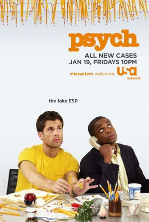 """""""Psych"""" - Movie Poster (thumbnail)"""
