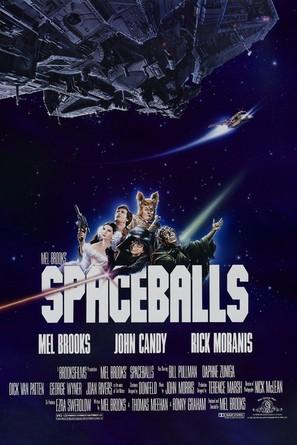 Spaceballs - Movie Poster (thumbnail)