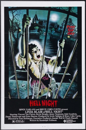 Hell Night - Movie Poster (thumbnail)