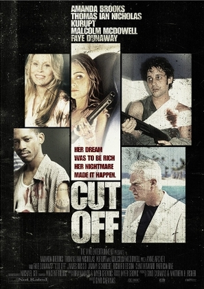 Cut Off - Movie Poster (thumbnail)