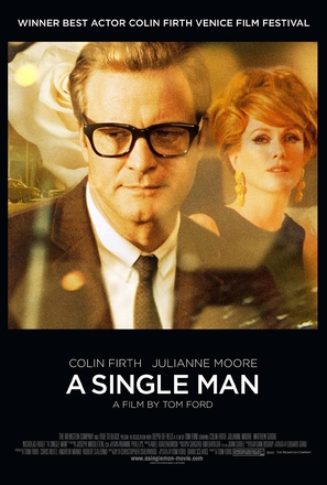 A Single Man - Theatrical poster (thumbnail)