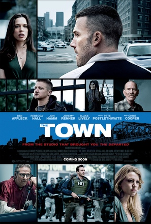 The Town - Movie Poster (thumbnail)